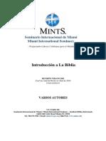 Manual Del Curso Cuestionario de Teologia - TB0101-1