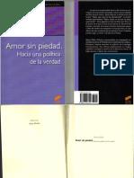 ZIZEK, Slavoj, Amor sin Piedad (Hacia una Politica de la Verdad).pdf