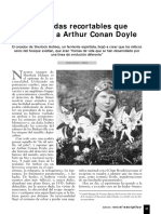 Las Hadas Recortables Que Sedujeron a Arthur Conan Doyle