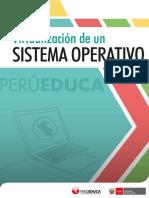 Virtualización de Un Sistema Operativo