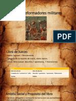 RESUMEN 12 REFORMADORES (JUECES)