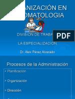 clase V organizacion.ppt