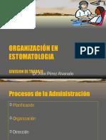 Clase 5 Organizacion en Estomatologia (1)