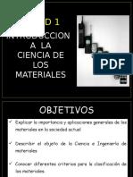 Introduccion a La Ciencia de Los Materiales