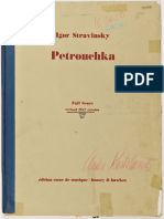 petrushka score 1947