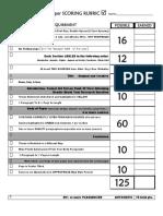research checklist rubric 2015 20162
