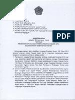 Pembayaran Tunjangan Kinerja Pegawai Negeri Sipil Dl Lingkungan Kementerian Agama