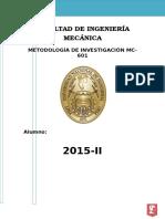 Metodologia de La Investigacion,Final 11111