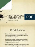 Bioteknologi Diagnosis Penyakit Tropis