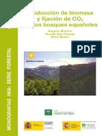 Monografía Forestal 13. Fijación CO2