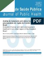 Artigo saúde