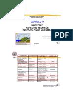 Cap 4 Muestre y Protocolos