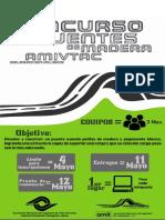 Concurso de Puentes de Madera AMIVTAC Delegación Jalisco