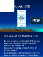 Modelo OSI y TCP IP Cibertec