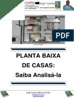 Planta Baixa de Casas - Saiba Analisar