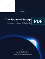 Uxpin the Future of Enterprise Ux-consumer-grade Ux in the Enterprise