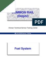 207749870 Hyundai Common Rail Delphi