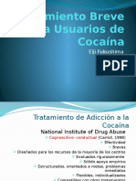 4.Tratamiento Breve Para Usuarios de Cocaína