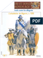 Osprey - Delprado - Chevaliers Et Soldats Du Moyen Age - 002 - La Croisade Contre Les Albigeois