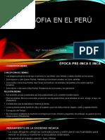 Filosofia en El Perú