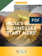 IndiaFilings Brochure