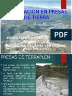 cimentacion en presas de tierra.ppt