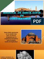 Iglesia Santa Sofia Diapositivas