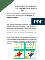 Recomendacion D6T Cadenas