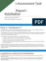 edfd221 assessment task 2 - kidsmatter