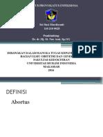 PPT ABORTUS PROVOKATUS INFEKSIOSA.pptx
