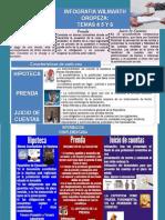 Infografia Wilmarth Temas 4 5 6 Procedimiento Civil