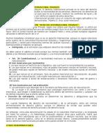 Derecho Internacional Privado (Apuntes)