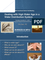 Dealing With High Water Age (1)