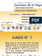 PEDIATRIA CASOS CLINICOS