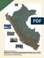 Memoria Descriptiva Del Mapa de Vulnerabilidad Fisica Del Perú