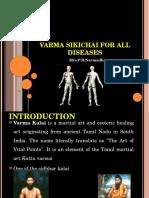 Varma Kalai for All Diseases
