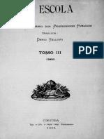 1908 n 1 a ESCOLA PR Hemeroteca Bn Br