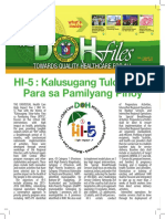 Doh Programs 2015