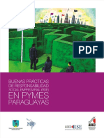 Cuaderno de Buenas Practicas de Rse en Pymes Paraguayas