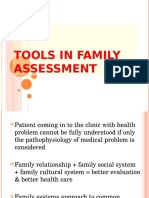 Family Assessment Tools