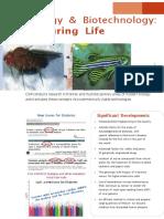 CSIR Brochure Biology