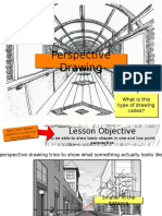 1 and 2 Point Perspective x2 Pp