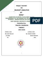 Final Bsnl Budget