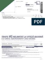 Factura #F1501-46633136