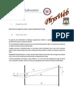 Ravar Deaconu Hanea DispozitivulYoung PhysLight PDF