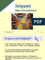Origami uma antiga arte japonesa