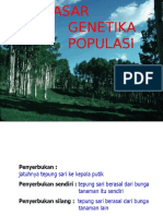 Genetika Populasi, 27 Mei 2015