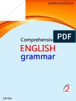 Comprehensive Grammar Grade 2