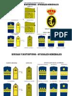 Divisas Armada Ejercito Cpos Comunes 2000