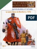 Osprey - Delprado - Chevaliers Et Soldats Du Moyen Age - 009 - La France a L'Age de La Chevalerie XIIe-XIIIe Siecle